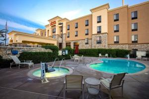 Hampton Inn & Suites Sacramento-Elk Grove Laguna I-5, Hotels  Elk Grove - big - 35