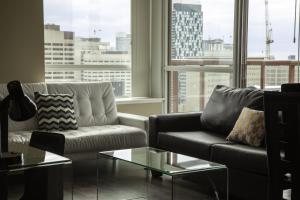 Canada Suites on Bay, Apartmanok  Toronto - big - 85