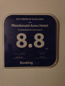Photo of Macdonald Arms Hotel