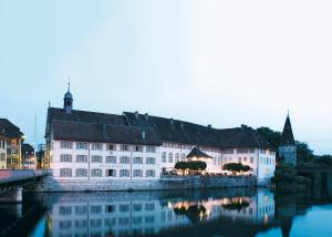 Hotel an der Aare Swiss Quality Solothurn - Pensionhotel - Hotely