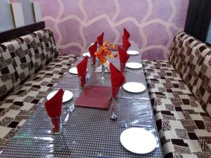 Friends Hotel & Restaurant, Hotely  Bijainagar - big - 10