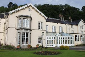 Abbot Hall Hotel in Grange Over Sands, Cumbria, England