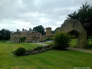 Hartforth Hall Hotel in Richmond, North Yorkshire, England