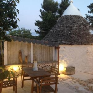 Trulli&Stelle B&B, Country houses  Noci - big - 45