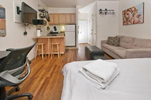 Studio Apartment (Location Varies)