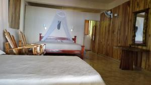 Deluxe Double Room with Shared Terrace