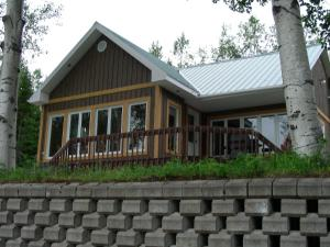 Chalet Lac Port Au Saumon