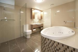 CBD Executive Apartments, Residence  Rockhampton - big - 6