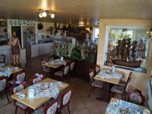 Hotel Restaurant Wattenschipper, Hotely  Nordholz - big - 23