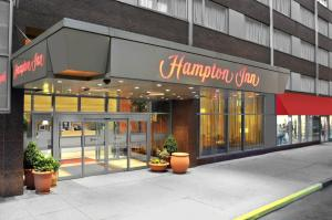 Hotel Hampton Inn Manhattan-Times Square North, New York