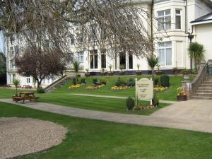 The Devonshire House Hotel: hotels Liverpool - Pensionhotel - Hotels
