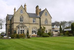 Sewerby Grange in Bridlington, East Riding of Yorkshire, England