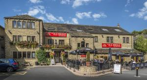 The Old Bridge Inn, Locande  Holmfirth - big - 1