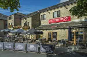 The Old Bridge Inn, Locande  Holmfirth - big - 18