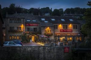The Old Bridge Inn, Locande  Holmfirth - big - 19