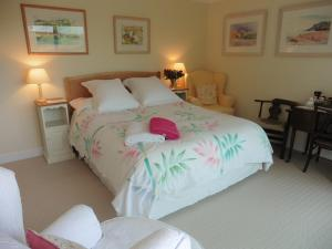 Garden House B&B in Salcombe, Devon, England