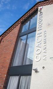Coach House Apartments in Barrow in Furness, Cumbria, England