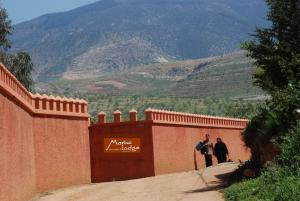 Maroc Lodge, Chaty  Amizmiz - big - 47