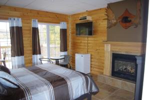 Superior Double Room with Lake View / Fireplace 2