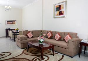 Pension Rose Garden Hotel Apartments - Barsha, Dubai