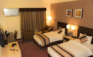 Fortune Karama Hotel, Hotels  Dubai - big - 2