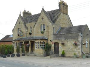 Willoughby Arms in Little Bytham, Lincolnshire, England