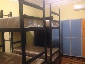 Bunk Bed in 8-Bed Mixed Dormitory Room with Shared Bathroom