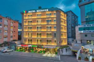 Hotel Hotel Boursier Istanbul, Istanbul