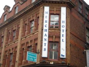 The Merchants Hotel in Manchester, Greater Manchester, England