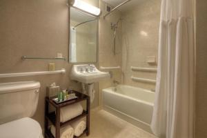 Executive King Room with Bath Tub - Hearing Accessible