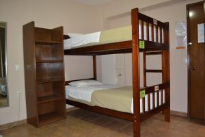 Single Bed in Female 8-Dormitory Room