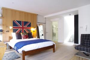 Stylish Fitzrovia Studios W1 in London, Greater London, England