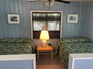 Cottage Two Double Beds with Kitchenette