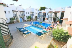 Green House Apart Hotel, Aparthotels  Gümbet - big - 62