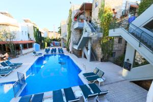 Green House Apart Hotel, Aparthotels  Gümbet - big - 65