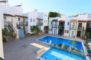 Green House Apart Hotel, Aparthotels  Gümbet - big - 68