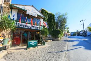 Green House Apart Hotel, Aparthotels  Gümbet - big - 71