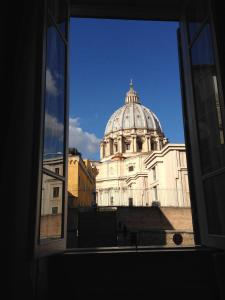 Vatican View Apartment - abcRoma.com