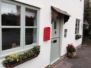 Abbey Cottage in Tewkesbury, Gloucestershire, England