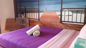 Standard Double Room with Shared Bathroom and Sea View
