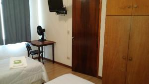 Triple Room with 1 Single Bed and 1 Double Bed