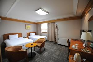 Hotel Savoy, Hotels  Changwon - big - 16