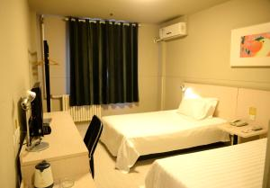 Jinguang Express Hotel Qufu Tourist Centre Sankong, Hotely  Qufu - big - 3
