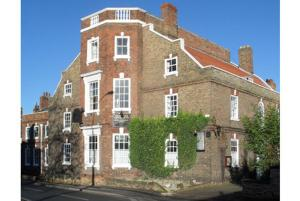 The Exchange Coach House Inn in Brigg, Lincolnshire, England