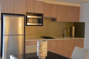 CBD Executive Apartments, Apartmánové hotely  Rockhampton - big - 9
