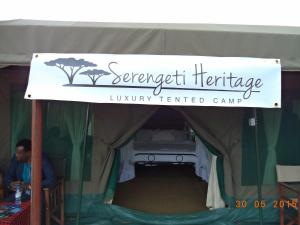 Photo of Serengeti Heritage Luxury Tented Camp