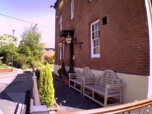 The Bulls Head in Burton upon Trent, Derbyshire, England