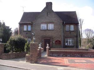 The Bridge House in Hounslow, Greater London, England