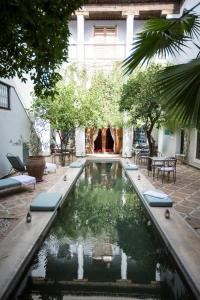 Lodging Riad Le Rihani, Marrakech