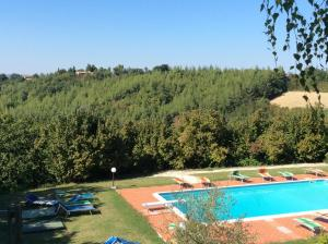 Le Fontane, Farm stays  Urbino - big - 22